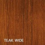 teak-wide